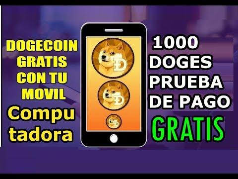Como Ganar Dogecoin Gratis con TELEGRAM – Prueba de Pago 1000 Dogecoin