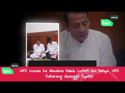 UAS Sowan Habib Luthfi Bin Yahya! Ada Apa Gerangan??