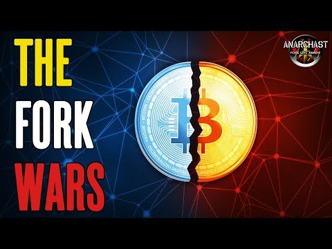 Bitcoin, Bitcoin Cash, Forks, Wars and The Future of Money with Roger Ver