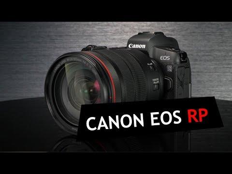 CANON EOS RP уже на подходе! Новая ФФ  беззеркалка начального уровня