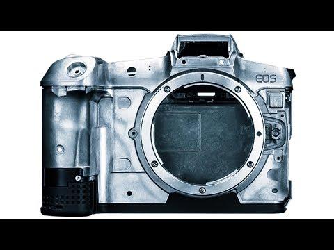 Canon EOS RP New Full Frame Mirrorless