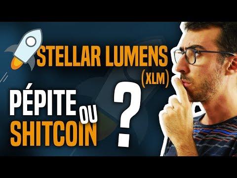 Stellar Lumens (XLM) – Pépite ou Shitcoin ?