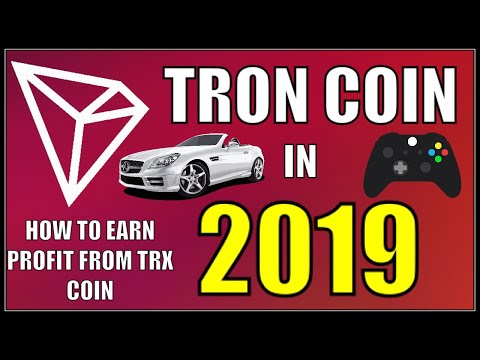 TRON (TRX) COIN CAN MAKE YOU RICH IN 2019 {HINDI}