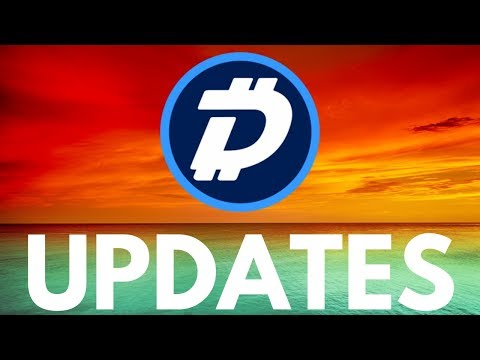 DigiByte Updates, All you Need to Know About DGB!