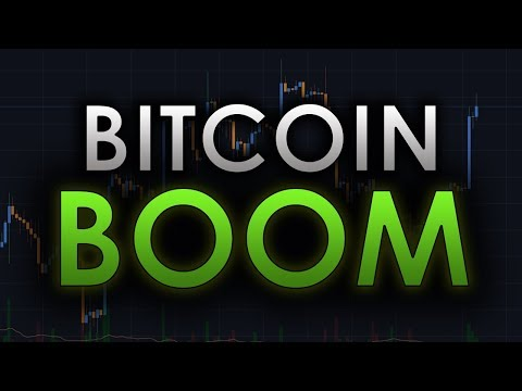 Bitcoin: BOOM Or BUST Incoming? – BTC/CRYPTOCURRENCY TRADING ANALYSIS