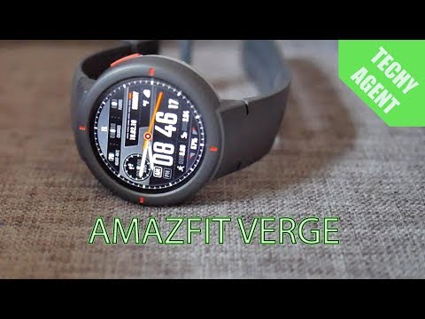 Huami Amazfit Verge – Total Fitness Review
