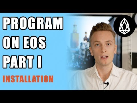 EOS Programming Tutorial for Beginners – Part 1 (LATEST VERSION)