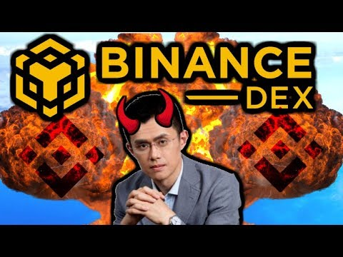 Binance Dex. A Centralized Honeypot. CZ Wants Your ??? This Is Not A DEX!