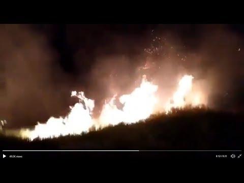 "*""Meteorite"" Strike In Venezuela Fires Burning-Rus^sia International News-Fal_se Flag In 24 HRS*"