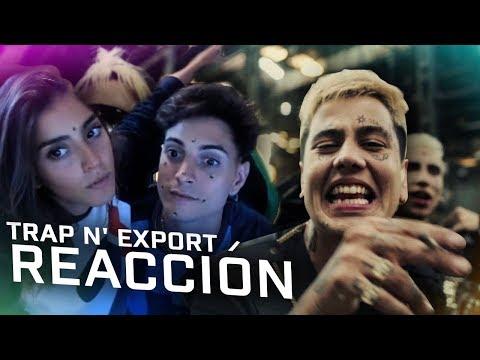 REACCIÓN a TRAP N' EXPORT – DUKI, Ysy A, Neo Pistea