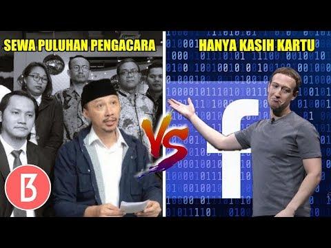 Ada Apa Hingga Orang Ini Gugat 1 Triliun Ke Facebook? 7 Fakta Perseteruan Abu Janda & Facebook