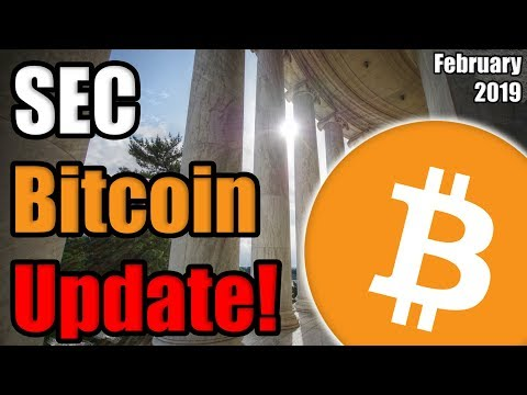 Bullish Bitcoin News from the SEC!! | Plus EOS, BitTorrent, and Grin News!