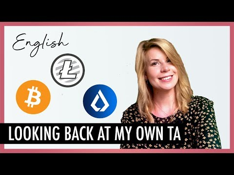 ✨  TA MONDAY | Looking back at Technical Analysis on Bitcoin, Litecoin & Lisk – Misss Bitcoin