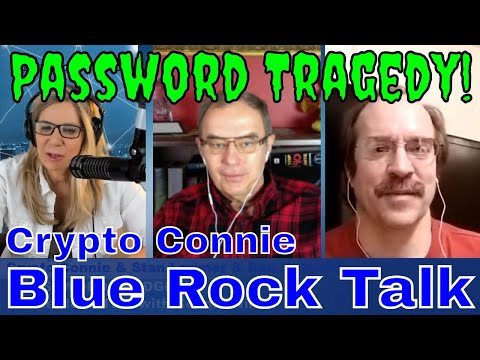 ? CRYPTO CONNIE discusses the recent PASSWORD TRAGEDY!