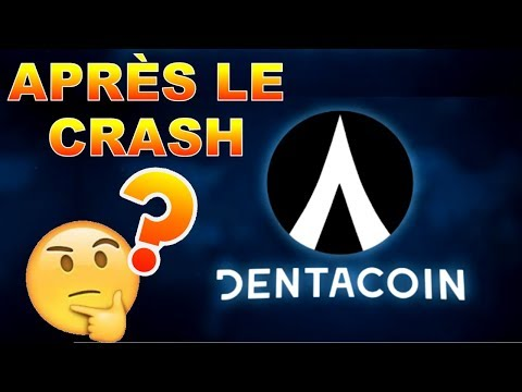 DENTACOIN APRÈS LE CRASH !? DCN analyse technique crypto monnaie bitcoin