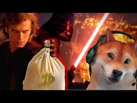 ANAKIN(G) TAKE MY MONEY Star Wars Battlefront 2! Doge plays 1080p60 PS4 Gameplay LIVE