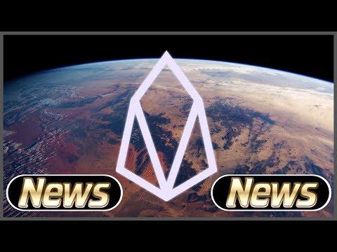 EOS News Weekly – Everipedia Partner XYO – Block.one (Platin) – EOS Lynx (USD) – VRAM Etc