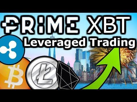 Prime XBT. Trade Crypto With 100x Leverage. Bitcoin, Litecoin, XRP, EOS, ETH & Bitcoin Cash