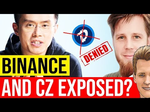 BINANCE EXTORTING COINS?! DigiByte (DGB) Interview