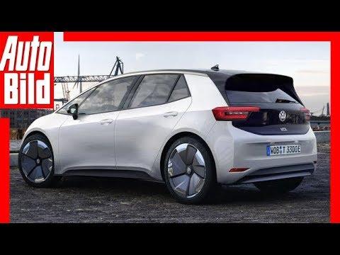 Zukunftsaussicht: VW I.D. Neo (2020) Details / Erklärung