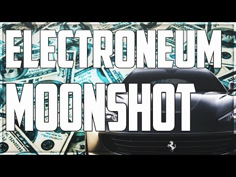 (ETN) ELECTRONEUM HUGE MOONSHOT! – MAJOR NEW INFORMATION RELEASED