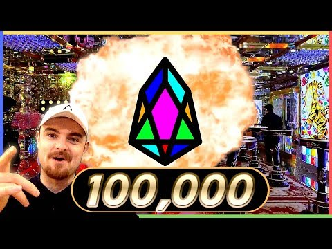 Dapp Review – Pixeos (EOS) – Competition & Giveaway! – 100,000 Pixeos – Art Gamification