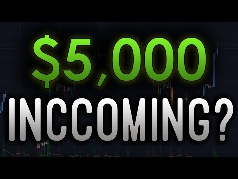 Is Bitcoin Getting Ready to HIT $5,000!? – BTC/CRYPTOCURRENCY TRADING ANALYSIS
