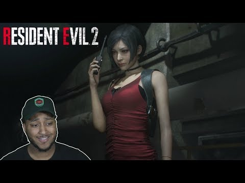 Ada Wong Vs Mr.X  | Resident Evil 2 #5