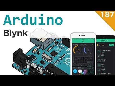 Arduino MKR1010 e Blynk: IoT e App in 5 minuti! – #187