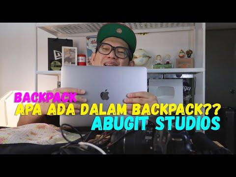 Barang Apa Yang Ada Dalam Backpack Pyan Masa Travel?