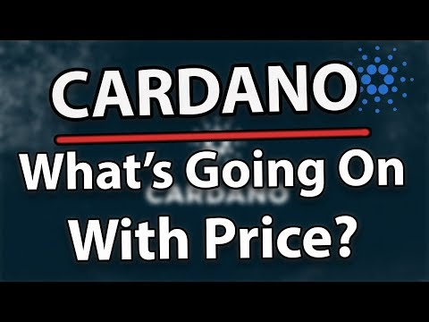 Cardano (ADA) What's Going On With ADA Price?