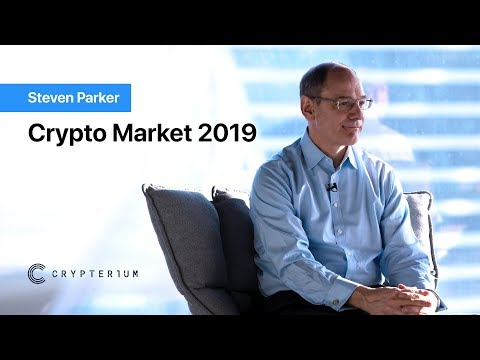 Steven Parker's view on cryptocurrency market in 2019