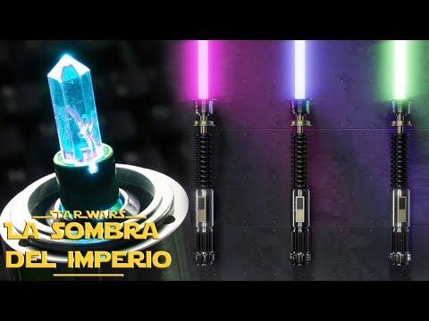 La Triste Historia de los Cristales Kyber Tras La Orden 66 – Star Wars Canon –