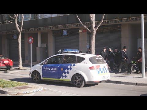 arrested in bcn
