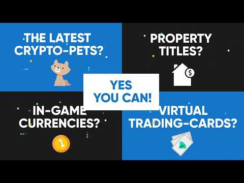 Why #DigiByte #DGB? DigiAssets + Digi-ID