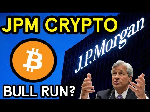 BREAKING: J.P. MORGAN Launches It's Own CRYPTOCURRENCY | JPM COIN? 🚀