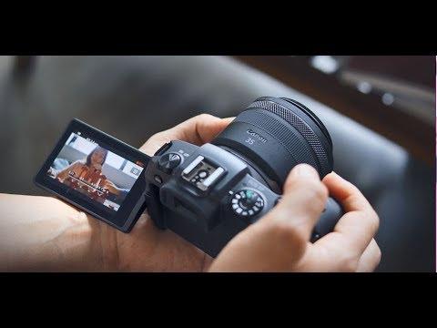 Canon EOS RP: Behind The Scenes with Filmmaker Takayuki Akachi