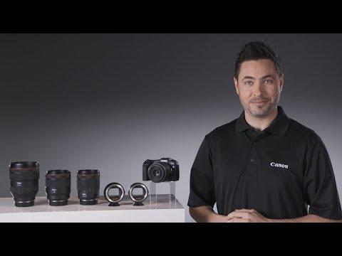Discover the new Canon EOS RP Camera with Jon Lorentz