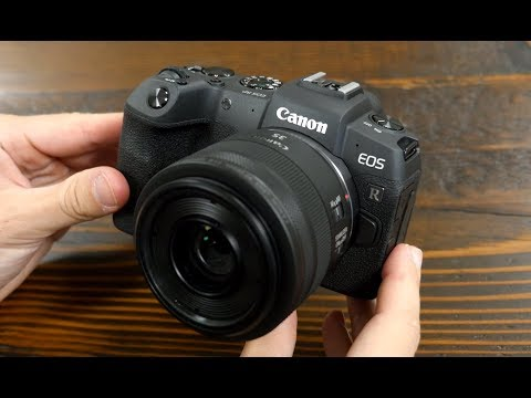Canon EOS RP – Hands-On First Look
