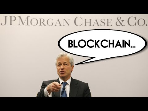 Newsflash: J.P. Morgan launches Cryptocurrency!