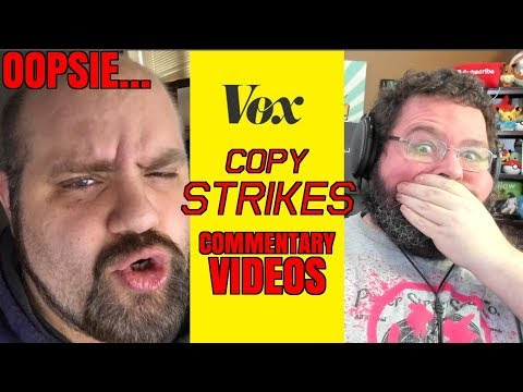 """Vox CopyRight STRIKES Channels for CRITICISING their """"How to to build a pc"""" video"""