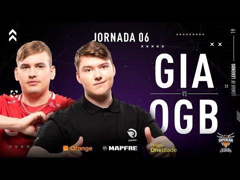 VODAFONE GIANTS VS ORIGEN BCN | Superliga Orange League of Legends | Jornada 06 | Temporada 2019