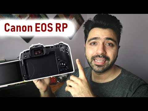 Canon EOS RP Preview: Cheapest Full-Frame Mirrorless Camera?