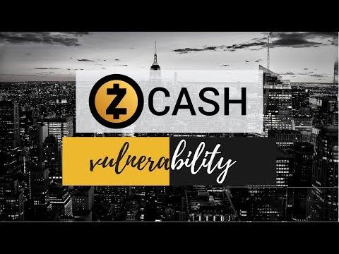 ZCash Vulnerability