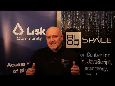 BLOQSpace Lisk News Update-LIP Delegate Voting Change