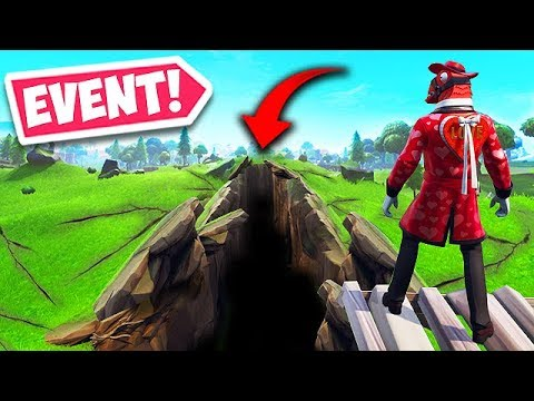 *NEW EVENT* EARTHQUAKE BREAKS MAP! – Fortnite Funny Fails and WTF Moments! #471