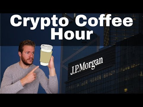 Crypto Coffee Hour – Binance Delistings, JPM Coin, and Q&A