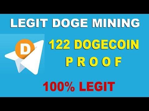 BOT TELEGRAM DOGECOIN 2019 – 100% LEGIT