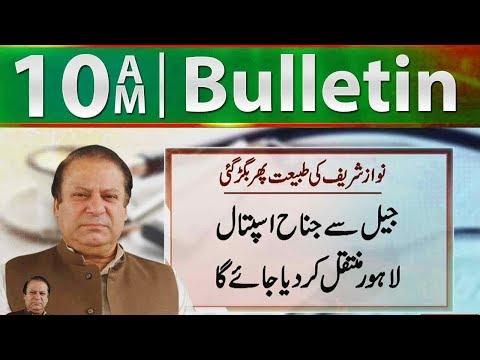 News Bulletin | 10:00 AM | 15 Feb 2019 | Neo News