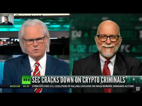 SEC cracks down on Cryptocurrency Criminals | RT News